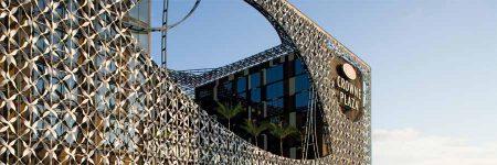 Hotel Crowne Plaza Changi Airport Singapore © Intercontinental Hotelgroup Plc