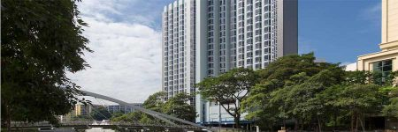 Hotel Four Points Riverview Singapore © Marriott International Inc