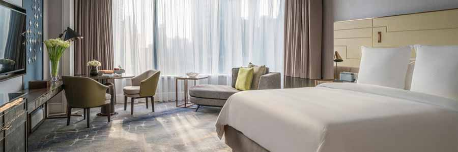 Hotel Four Seasons Singapore ©Four Seasons Hotels Ltd