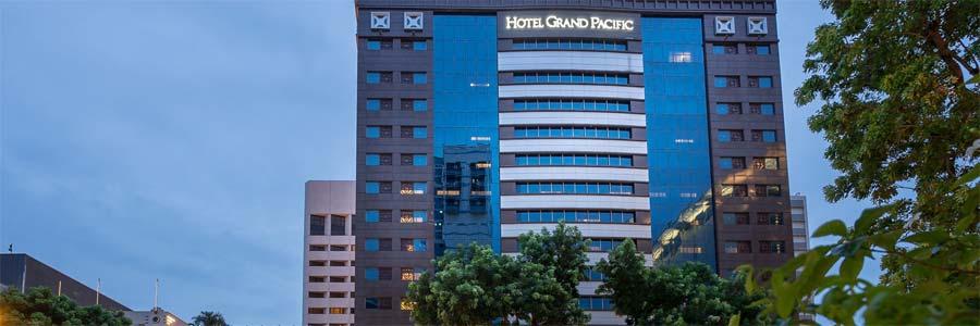 Hotel Grand Pacific Singapore Singapur Tourismus