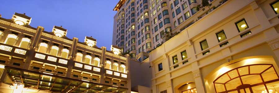 Hotel Intercontinental Singapore © Intercontinental Hotelgroup Plc