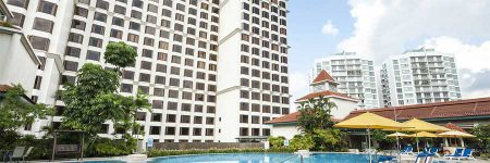 Hotel Jen Tanglin Singapore © Shangri-La International Hotel Management Ltd