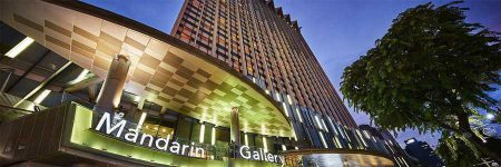Hotel Mandarin Orchard Singapore © Meritus Hotels & Resorts