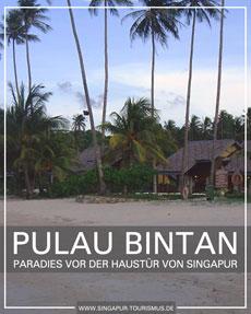Reisetipps Pulau Bintan © B&N Tourismus