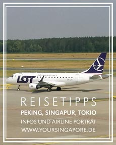 Airline Porträt Lot Polish Airlines © B&N Tourismus