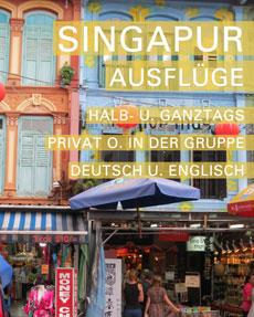 Ausflugstipps Singapore © B&N Tourismus