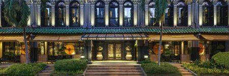 Six Senses Duxton Singapore © Six Senses Hotels Resorts Spas
