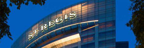 Hotel The St. Regis Singapore © Marriott International Inc